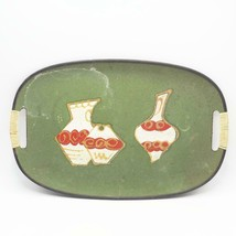 Vintage Painted Serving Tray - $39.32