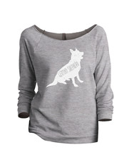 Thread Tank German Shepherd Dog Silhouette Women's Slouchy 3/4 Sleeves R... - $24.99+