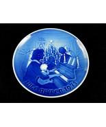 "Bing & Grondahl 7.25"" Christmas Collector Plate, ""Juleaften"" 1971, #11/3/3 - $14.65"