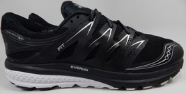 Saucony Zealot ISO 2 Running Shoes Men's Size US 12.5 M (D) EU 47 Black S20314-2
