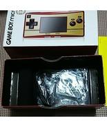 New article unused Gameboy micro body Nintendo color rare item free ship... - $589.98