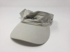 Panama Jack Original Khaki Visor Hat Adult NWT - $7.70