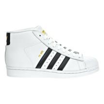 Adidas Pro Model J Big kid's Basketball Shoes White-Core Black s85962 - $79.95