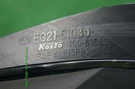 07-09 Mazda CX-7 CX7 Halogen Headlight Passenger Right Side RH - POLISHED image 7