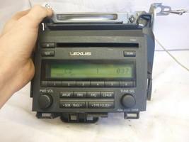 14 15 16 17 Lexus CT200h Radio Cd Player & Module 86120-76051 510001 SWR42 - $198.00
