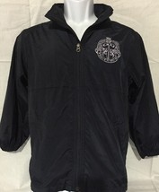 Gap Kids Boys/Girls Size 8 Zip Up Polyester Wind Breaker Surf Navy Blue Jacket - $12.85