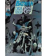 Batman Comic Book #453, DC Comics 1990 VERY FINE+ NEW UNREAD - $3.50