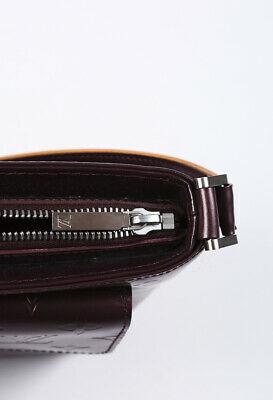 Louis Vuitton Allston Monogram Mat Shoulder Bag