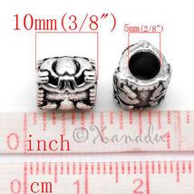 Claddagh Symbol European Charm Bead For Charm Bracelets - Heart, Hands, ... - $12.00