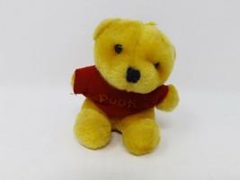 "Disney 4"" Winnie the Pooh Stuffed Plush - $9.99"