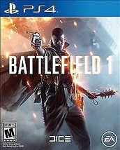 Battlefield 1 (PlayStation 4 PS4) Brand New Sealed - $19.79