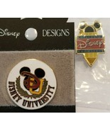 Disney University Cast Member Pin Lot College of Knowledge Mickey Mouse ... - $45.52