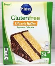 Pillsbury Gluten Free Premium Classic Yellow Cake and Cupcake Mix 17 oz - $5.59