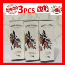 Goji Berry Hendel`s Garden Revitalizing Cream NEW  FAST SHIP 3PCS From R... - $24.99