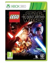 Lego Star Wars The Force Awakens + Jabba Palace (Xbox 360) - $40.19