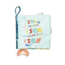 Manhattan Toy Under The Sea Soft Baby Activity Book with Squeaker Fish - $22.98