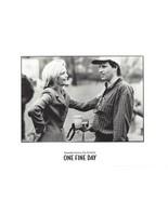One Fine Day Michelle Pfeiffer Michael Hoffman 8x10 Photo - $4.84