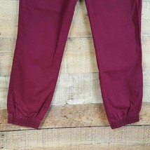 The Children's Place NWT Pants Boy's Sz 12 Red Elastic Waist/Ankles Pockets D186 - $8.41