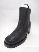White Mt. Women's Boots Ankle Medium Heels Platform Black 7.5M - $43.43