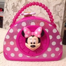 Minnie Mouse Sing and Stroll Musical Purse Disney - MP3 Player, MM-160 - $18.90