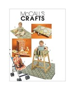 McCall's Patterns M5604 Baby Items, One Size Only - $9.85