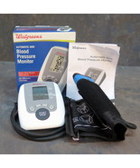 Walgreens Blood Pressure Monitor Used but in box with instructions  - $9.99