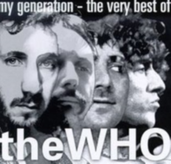 My Generation: The Very Best of the Who by The Who Cd