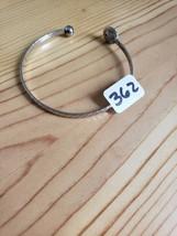 Paparazzi Bracelet(New)Silver Metal 362 - $7.61