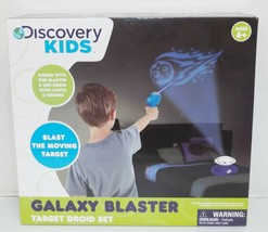 NEW! Discovery Kids Galaxy Blaster Target Droid Set {4315} - $34.64