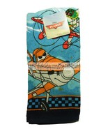 DISNEY 100% Cotton PLANES Kitchen Towel FROM ABOVE THE WORLD OF CARS Blu... - $4.99