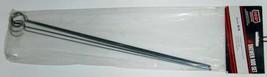 MHP SR7B Chrome Plated Skewer BBQ Grilling Rods Set of 6 image 1