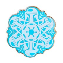 Star Wars Disney Lapel Pin: Boba Fett Snowflake - $7.90
