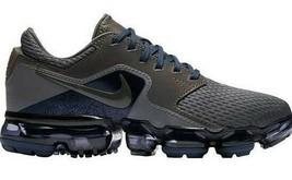 "NEW NIKE AIR VAPORMAX R wmn US sz: 7 (24cm) ""MIDNIGHT"" running shoe AJ44... - $168.96"