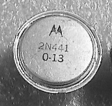 2N441, Transistor,  - $22.79