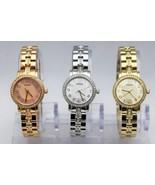 New Fossil BQ1427 Silver, BQ1428 Golden or BQ1430 Rose Gold  Women Watch - $88.36+