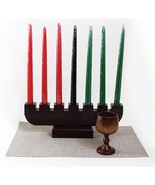 Kwanzaa candles thumbtall