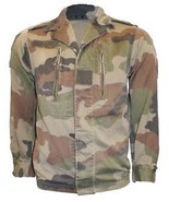 ORIGNAL FRENCH ISSUED VINTAGE CAMO JACKET -  XXS-XS XS/S - S/M- M/L - L/XL - $25.22