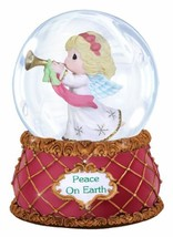 Precious Moments Angel with Trumpet Waterball - $108.65