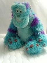 "17"" Plush Sully Monsters Inc Movie Disney Pixar Just Play Doll Stuffed - $28.05"