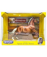 Breyer traditional 1821 STINGRAY WORLD CHAMPION BARREL HORSE <> - $43.53