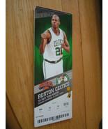 NBA 2008-09 Season Boston Celtics Ticket Stubs Vs. NY New York Knicks 11... - $2.99