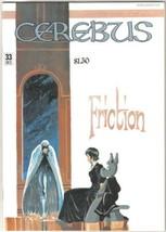 Cerebus the Aardvark Comic Book #33 AV 1981 VERY FINE/NEAR MINT NEW UNREAD - $6.89
