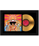 """""""Axis: Bold as Love"""" by Jimi Hendrix 17 x 26 Framed 24kt Gold Album with... - $198.95"""