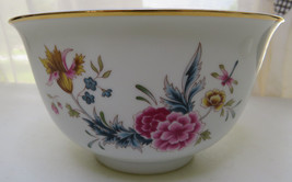 Avon American Heirloom Independence Day 1981 Porcelain Bowl Dragonfly Fl... - $8.00