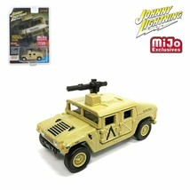 Johnny Lightning 1:64 MiJo Exclusives Diecast OffRoad Military Police Hu... - $21.29