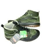 Vans Mens UltraRange Exo Hi MTE Boots 66 Supply Grape Leaf Green Size 8 NEW - $93.09