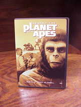 Behind The Planet of the Apes DVD, Hosted by Roddy McDowall, used, nice shape - $6.95