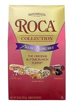 Macadamia Roca Buttercrunch Sea Salt Caramel Toffee 28 Oz. - $19.75