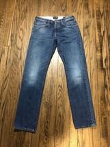 Armani Jeans Mens J06 Slim Fit Jeans Size 31 X 34 - $1.114,43 MXN