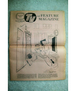 1/23/1960 TV and Feature Magazine   Cleveland OH   Michael Rennie, Micke... - $14.70